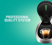 PROFESSIONAL QUALITY COFFEE SYSTEM