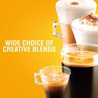 OVER 16 COFFEE CREATIONS